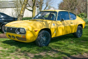 Lancia Fulvia Sport Zagato - LOF Oldtimer Breakfast Mamer 2019