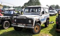 Land Rover Defender I 90 - Retro Meus'Auto 2018, Lac de la Madine