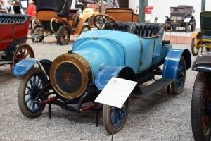 Le Gui B2 Torpedo 1913 - Cité de l'automobile, Collection Schlumpf