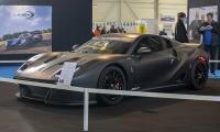 Ligier JS 2 R - Salon ,Auto-Moto Classic, Metz, 2019
