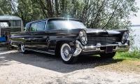 Lincoln Continental III - Retro Meus'Auto 2018, Lac de la Madine
