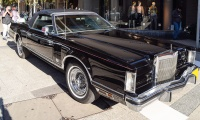 Lincoln Continental V roadster - LOF Oldtimer Breakfast Esch-sur-Alzette 2018