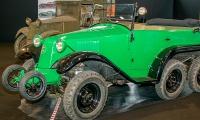 Lorraine-Dietrich type 72 torpedo 1934 - Salon Auto-Moto Classic Metz 2018