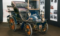 Lorraine-Dietrich Duc 1898 - Salon Auto-Moto Classic Metz 2018