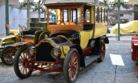 Lorraine-Dietrich EIC Bus Hotel 1907 - Cité de l'automobile, Collection Schlumpf