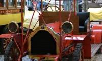 Lorraine-Dietrich Porte Echelle 1910 - Cité de l'automobile, Collection Schlumpf