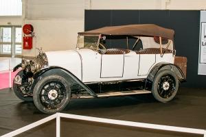 Lorraine-Dietrich A1-4 1924 - Salon Auto-Moto Classic Metz 2018