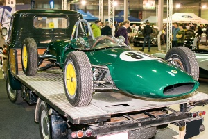 Lotus 21 1962 - Luxembourg Motor Show 2018