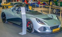 Lotus 3-Eleven - Luxembourg Motor Show 2018