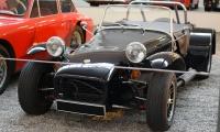 Lotus Super Seven II 1961 - Cité de l'automobile, Collection Schlumpf