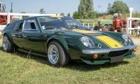 Lotus Europa 1971 Compétition - Automania 2019, Edling les Anzeling, Hara du Moulin
