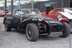 Lotus Super Seven II 1961 - Cité de l'automobile, Collection Schlumpf , Mulhouse, 2020