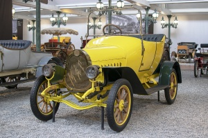 MAF F5 torpedo 1914 - Cité de l'automobile, Collection Schlumpf, Mulhouse, 2020