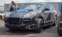 Mansory Chopster (Porsche Cayenne 955 Turbo S) - Cars & Coffee Deluxe Luxembourg Mai 2019