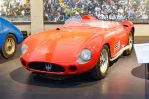 Maserati 300S Biplace Sport 1955 - Cité de l'automobile, Collection Schlumpf