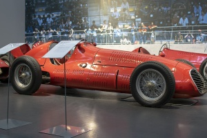 Maserati 4CLT 1948 - Cité de l'automobile, Collection Schlumpf, Mulhouse, 2020