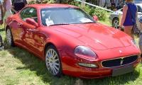 Maserati Coupé Cambiocorsa 2002 - Automania 2016, Château de Freistroff