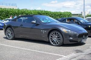 Maserati GranCabrio - Champ'n'Akars, Le Ban St Martin, Juillet 2021