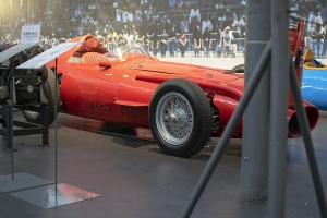 Maserati Grand-Prix 250F 1958 - Cité de l'automobile, Collection Schlumpf, Mulhouse, 2020