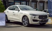 Maserati Levante - Cars & Coffee Deluxe Luxembourg Mai 2019