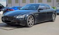 Maserati Quattroporte V - Cars & Coffee Deluxe Luxembourg Mai 2019
