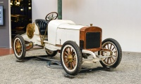 Mathis Hermès Simplex 1904 - Cité de l'automobile, Collection Schlumpf