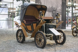 Maurer-Union type 18 vis à vis 1900 - Cité de l'automobile, Collection Schlumpf, Mulhouse, 2020