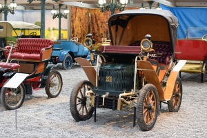 Maurer-Union type 18 Vis à Vis 1900 - Cité de l'automobile, Collection Schlumpf
