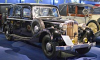 Maybach SW38 Limousine 1937 - Cité de l'automobile, Collection Schlumpf