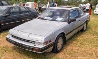 Mazda 929 III coupé 1985 - Retro Meus'Auto 2018, Lac de la Madine