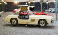 Mercedes-Benz W198 300SL 1955 - Cité de l'automobile, Collection Schlumpf