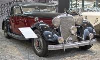 Mercedes-Benz W18 290 1937 - Cité de l'automobile, Collection Schlumpf, Mulhouse, 2020