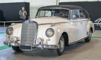 Mercedes-Benz W186 300C 1952 - Salon ,Auto-Moto Classic, Metz, 2019