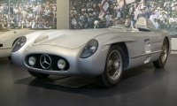Mercedes-Benz W196 300 SLR 1955 - Cité de l'automobile, Collection Schlumpf, Mulhouse, 2020