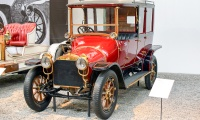 Mercedes 14/30 Biplace Sport 1906 - Cité de l'automobile, Collection Schlumpf