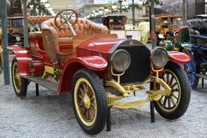 Mercedes 28/50 Double-Phaeton 1905 - Cité de l'automobile, Collection Schlumpf