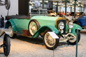 Mercedes 28/95 1924 - Cité de l'automobile, Collection Schlumpf