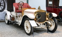 Mercedes 37/70 1906 - Cité de l'automobile, Collection Schlumpf