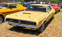 Mercury Cougar I - American Roadrunners 2018, Stadtbredimus