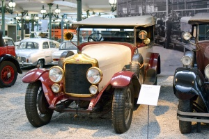 Minerva type AC - Cité de l'automobile, Collection Schlumpf