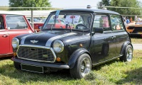 Mini Austin Mayfair 1989 - Automania 2019, Edling les Anzeling, Hara du Moulin