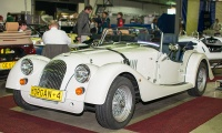 Morgan Plus 4 - LOF, Autotojumble, Luxembourg, 2019