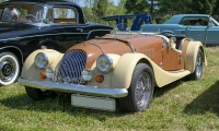 Morgan Plus 8 - Automania 2019, Edling les Anzeling, Hara du Moulin