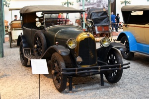 Mors type SSS 12-14HP Torpedo 1923 - Cité de l'automobile, Collection Schlumpf