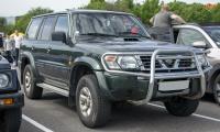Nissan Patrol Y61 - Autos Mythiques 57, Thionville, 2019