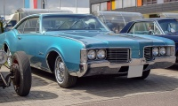 Oldsmobile Cutlass III - Perl rassemblement