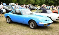 Opel GT 1900 1970 - Automania 2017, Edling les Anzeling, Hara du Moulin