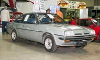 Opel Manta B 1979 - LOF, Autotojumble, Luxembourg, 2019