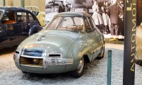 Panhard & Levassor Dynavia 1948 - Cité de l'automobile, Collection Schlumpf