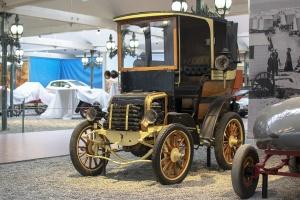Panhard & Levassor type A1 Landaulet 1898